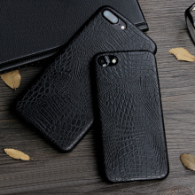 For iphone 6 6s Case Luxury Crocodile Snake Print PU Leather Back Cover for Apple Plus Phone Bags