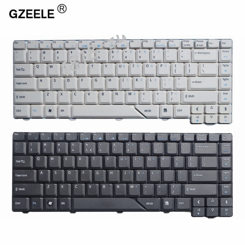 US Laptop Keyboard English For Acer Aspire 5715 5715Z 5720G 5720Z 5720ZG 5910G 5920Z 5920G 5920ZG 5930G 5950G 5730 5730Z