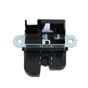 Image 2 - 5K0827505A 1K6827505E 5M0827505E 1P0827505D האחורי TRUNK נעל נועל מכסה מנעול פולקסווגן גולף V VI גולף GTI MK5 גולף MK6 עבור מושב ליאון