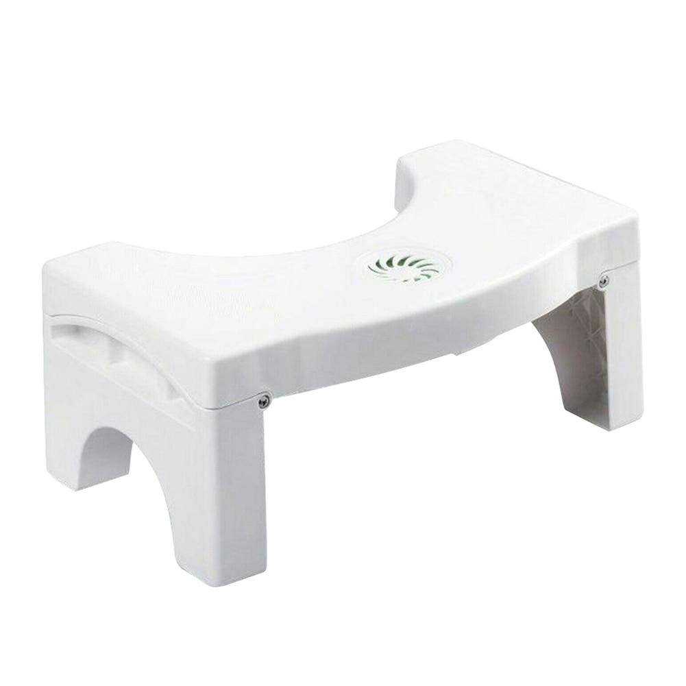PP Folding Multi-Function Toilet Stool Portable...