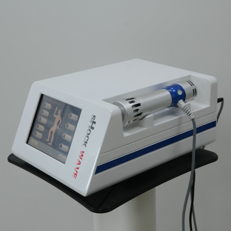 High Energy Shockwave Focused Shockwave ESWT Machine SW 7 Lose Weight By Shockwave Analgesia And Anti-edema For ED