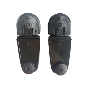 Image 3 - Rear Pair Gate Glass Window Hinges For 2006 2010 Ford Explorer Mercury Mountaineer 4.0 4.6 6L2Z78420A68AA 6L2Z78420A69AA