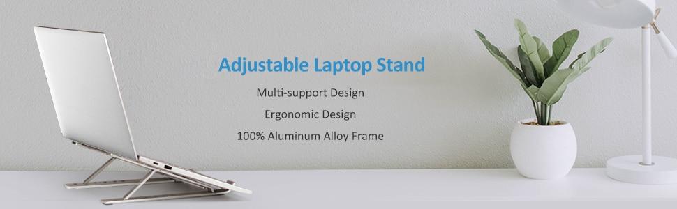 Aluminium Laptop Stand 4
