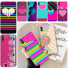 LJHYDFCNB Shining love Soft Silicone TPU Phone Cover For iphone 6 6s plus 7 8 plus X XS XR XS MAX 11 11 pro 11 Pro Max Cover ljhydfcnb wave spray cover soft shell phone case for iphone 6 6s plus 7 8 plus x xs xr xs max 11 11 pro 11 pro max cover
