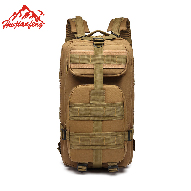 Outdoor Sport Military Backpack Tactical Climbing Mountaineering Backpacks Camping Hiking Trekking Rucksack Travel Outdoor Bag in Climbing Bags from Sports Entertainment