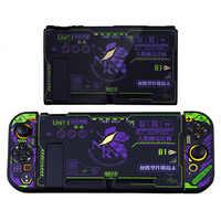 Caso para Nintendo interruptor alegría con NS 6 juegos gamepad joypad cubierta a prueba de golpes a prueba