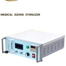 7 Гц/ч озонотерапия машина для медицинской лаборатории промышленный озоновый машина очистки сточных вод генератора озона/озона чайник новы...