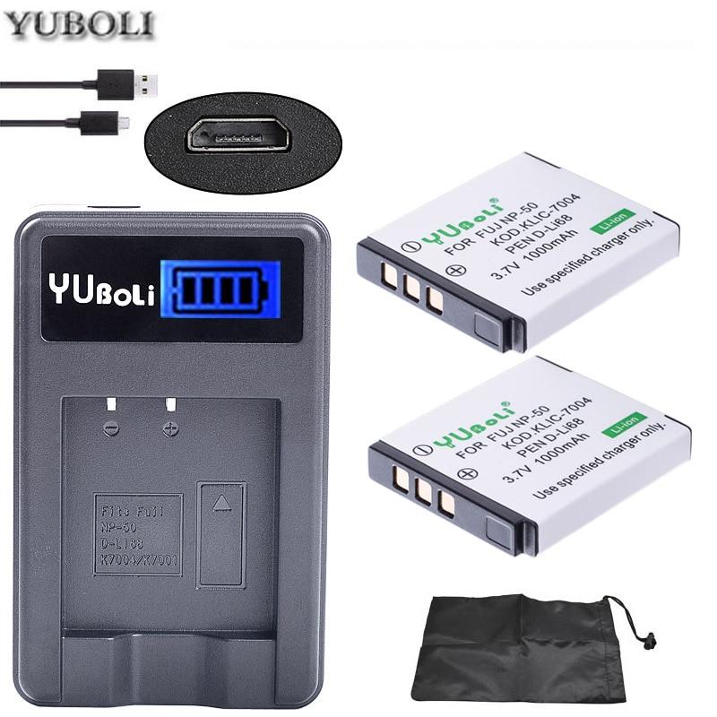 Genuine Fujifilm NP-50A Battery For FinePix F770 F775 F800EXR F900EXR X-F1 X20