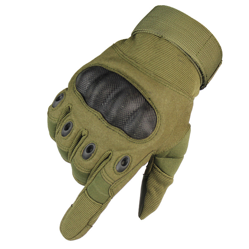 <font><b>Winter</b></font> Verdicken Volle Finger Army <font><b>Military</b></font> Tactical Handschuhe Paintball Airsoft Schießen Kampf Anti-Skid Fahrrad Fest Knuckle Handschuhe image