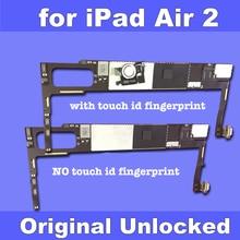 Icloud A1566 iPad Unlocked Clean for 6-Air-2/motherboard 16GB 32GB 64GB 128GB A1566/Wifi-version/Mainboard/Unlocked
