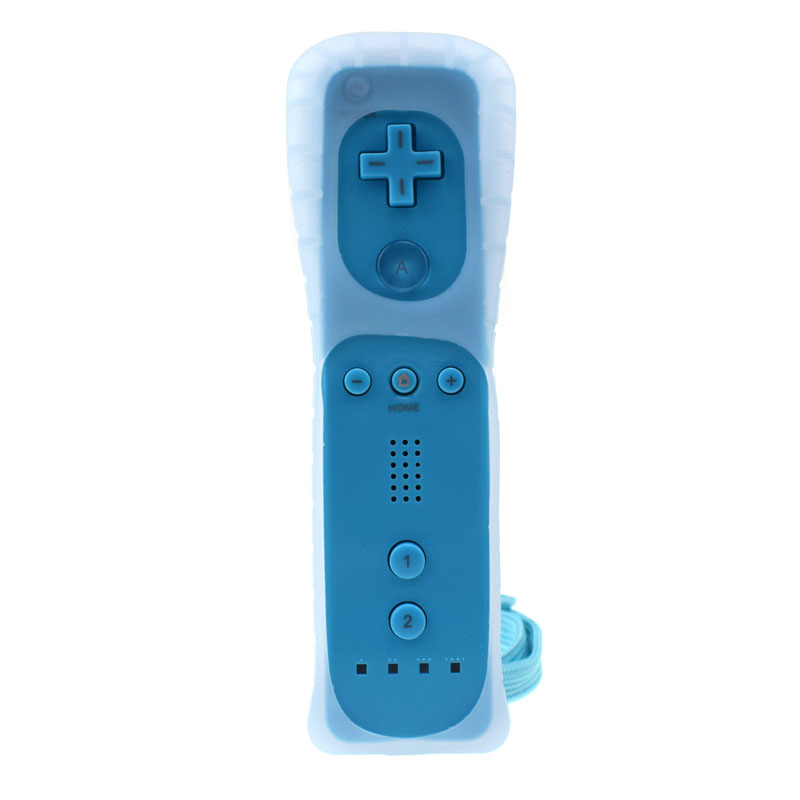 7 Colors 1pcs  Wireless Gamepad  For Nintend Wii Game Remote Controller  for Wii Remote Controller Joystick without Motion Plus 4