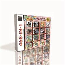 468 in 1 Cartuccia di Gioco Per DS 2DS Calda 3DS Console di Gioco di Alta qualità