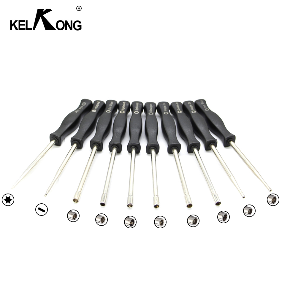 Image 2 - KELKONG 10Pcs Carburetor Adjustment Tool Screwdriver for Common 2 Cycle Small Engine Echo STIHL Poulan Husqvarna Ryobi Chainsaw-in Carburetor from Automobiles & Motorcycles