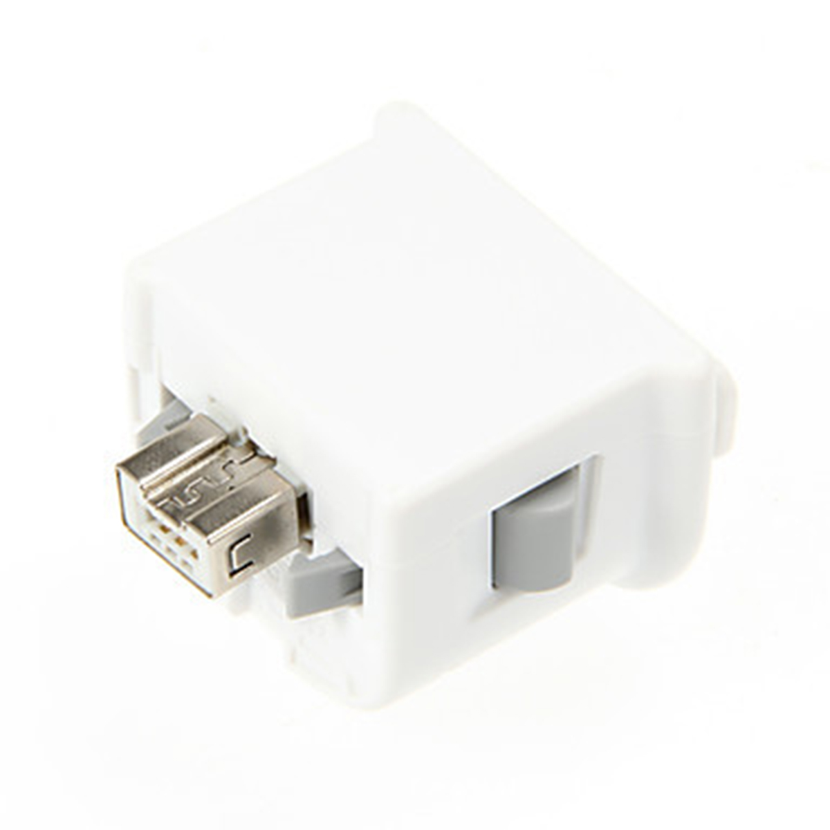 SOONHUA Motion Plus Sensor Controller Adapter For Nintendo Wii Motion Plus Adapters Game Accessories