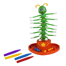 Swing Insect Fun Desktop Gift Squeaky Toys Home Interactive Kids Electric Detachable Sound DIY 360 Degree Rotation Game