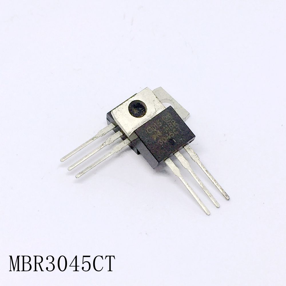 Schottky diode <font><b>MBR3045CT</b></font> TO-220 30A/40V 10pcs/lots new in stock image