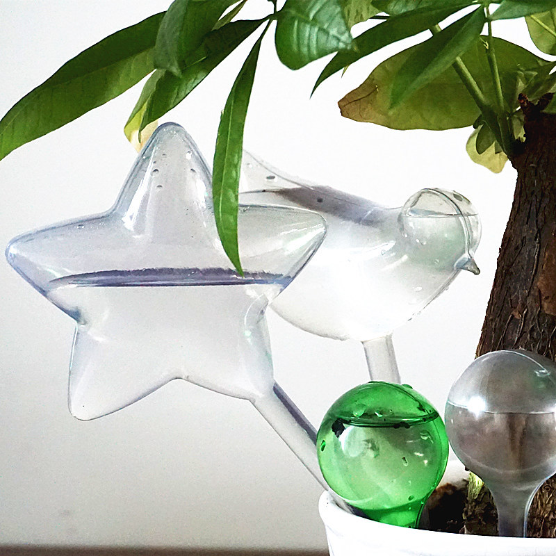 Flower Automatic Watering Device Houseplant Plant Pot Bulb Globe Garden Waterer Water Cans Watering System Drip Irrigation