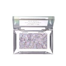 Shimmer Single Color Eyeshadow Lasting Waterproof Beauty Cosmetics Eyeshadow Pressed Glitter