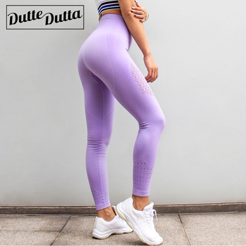 Seamless Leggings For Fitness Sportswear Woman Gym Legging High Waist Yoga Pants Leggins Sport Women Tights Women's Sports Wear 2