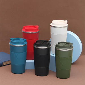 Coffee-Mug Tumbler-Cup New-Product Double-Wall Stainless-Steel-304 Travel Portable ZOOOBE