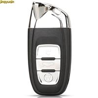 Jingyuqin-carcasa de mando a distancia para Lamborghini, carcasa Original de entrada sin llave, 3 botones, con palabra