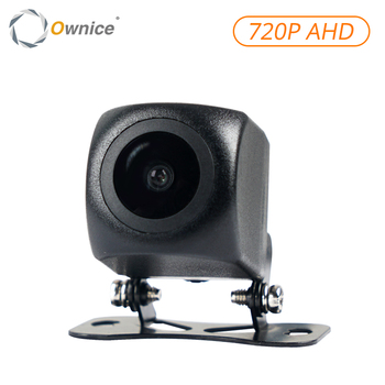 AHD 720P Car Rear view camera Night Vision HD for Universal Android car radio Multimedia system player Backup Vehicle Parking image