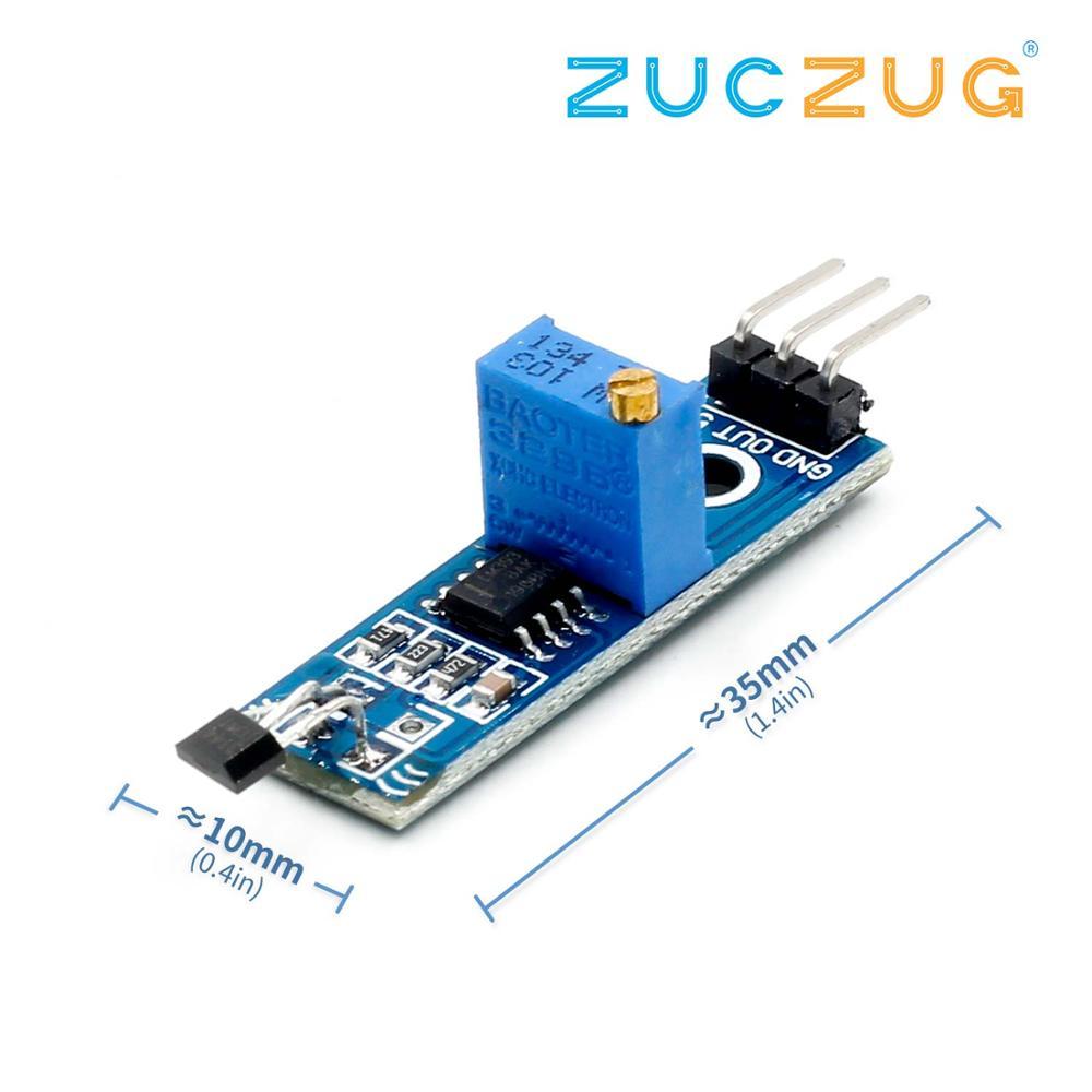 LM393 3144 Hall Sensor Module