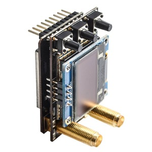 Image 1 - AKK diversity receiver with two RX modules For Fatshark Goggles