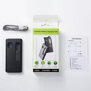 Image 5 - Juul 전자 담배에 대 한 1200 mah 휴대용 충전 상자 유니버설 충전기 케이스 juul 액세서리에 대 한 3 번