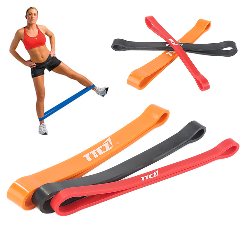 Yoga Resistance Band Exercise  Indoor Outdoor Fitness Circulation Band Orchestra Band Fitness Equipment Training Expander