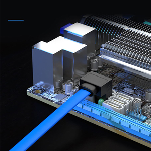 Image 5 - Samzhe Sata Kabel 3.0 Hard Disk Driver Ssd Adapter 90 Graden Buigen Sata Kabel Voor Computer Verbinding
