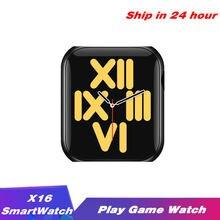 2021 iwo 13 max relógio inteligente x16 1.75 tela infinita chamadas bluetooth personalizado papel de parede 40 watchfaces freqüência cardíaca smartwatch pk w26