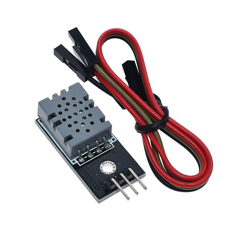 KY-015 DHT11 DHT22 DHT-11 цифровой датчик температуры и относительной влажности модуль для Arduino DIY стартовый комплект - Цвет: MW33 With cable