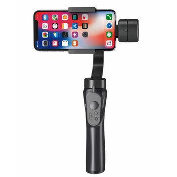 3-Axis Handheld Stabilizer Gimbal Smartphone for Gopro Camera Selfie Stick Tripod For Mobile Phone Anti-shake Selfie Stick handheld gimbal adapter switch mount plate for gopro 6 5 4 3 3 yi 4k camera for dji osmo for feiyu zhiyun smooth q gimbal