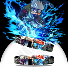Wristband Sport-Accessories NA2268 Kakashi Hand-Strap Ribbon Hatake 3d-Printing Anime