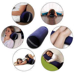 Image 4 - Air Mattress Accessories Cylindrical Inflatable Mattress For Couples Joy Outdoor Equipment Fun Pillow Cushion Office Home Adult
