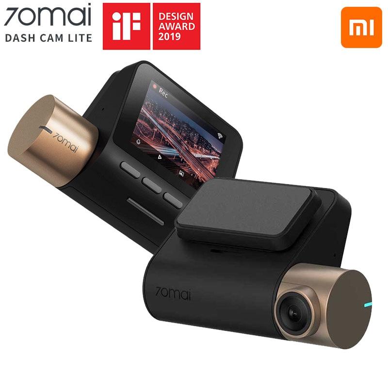 70mai Car Camera Cam-Lite Parking-Monitor WIFI ADAS Night-Vision 24H 1080P GPS 140FOV
