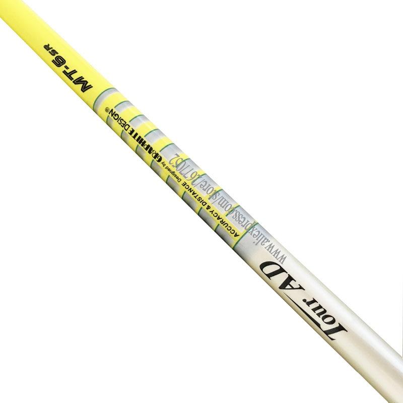 Neue Golf Welle TOUR AD MT-6 Graphit welle S oder R Flex Golf fahrer holz Clubs strom Freies verschiffen