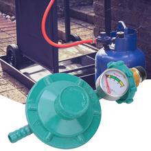 Газовый бак Регулятор Давления Бытовой сжиженный газ редукционный клапан газовый регулятор редукционный клапан 0,30-1.56MPa