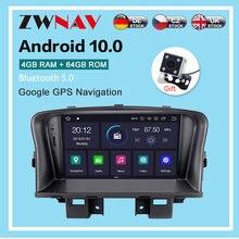 Для chevrolet cruze 2008 2012 android радио Автомобильный мультимедийный