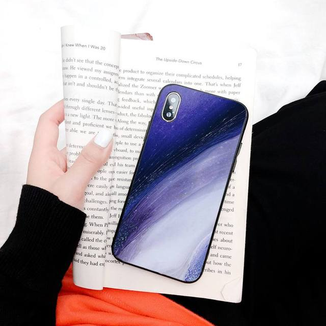 Vintage Miui 11 Wallpaper Phone Case For Iphone 11 Pro Max Xr Xs Max 6s 8 7 Plus Phone Case Back Cover Phone Case Covers Aliexpress