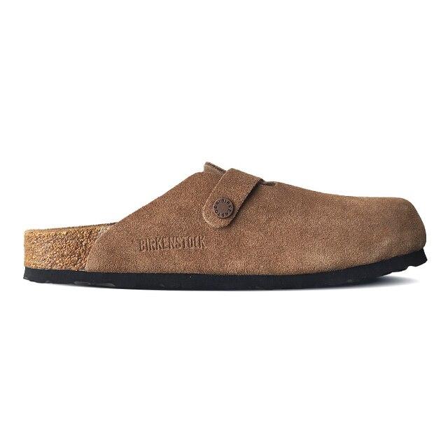 Фото 2020 оригинальная обувь birkenstock унисекс boston прочная модная