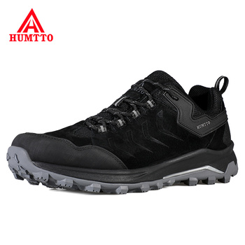 Brand Ourdoor Leather Casual Shoes for Men Luxury Designer Black Sneakers Man Winter Fashion Breathable Work Safety Mens Shoes mycolen luxury designer men shoes brand spring autumn new mens black casual shoes lace up personality fashion men shoes