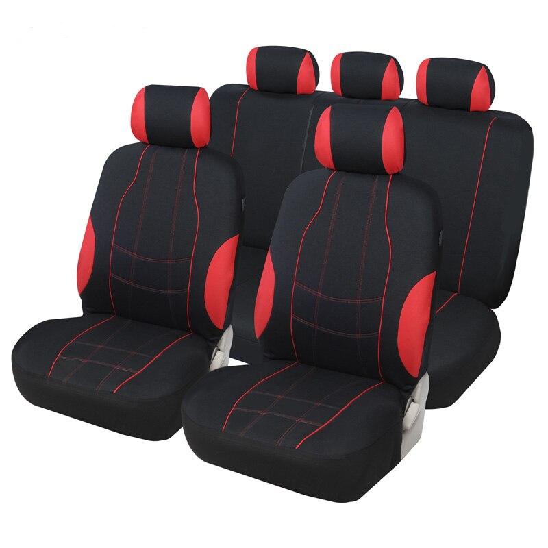 Full Coverage flax fiber car seat cover auto seats covers for subaruforester subarulegacy subaruoutback subaruxv