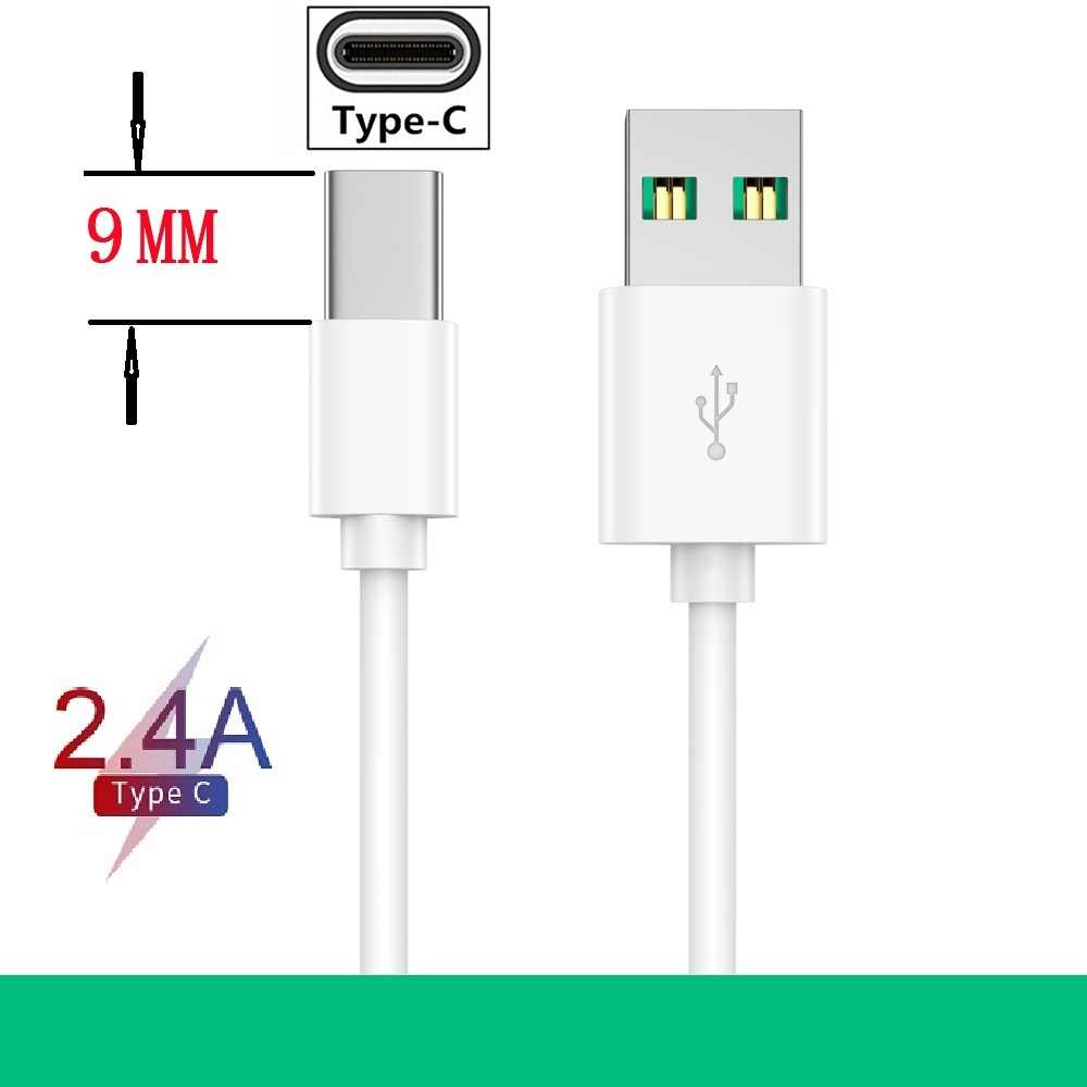 Câble de 9mm de Long usb-type-c câble de charge rapide pour Blackview Bv9600 Bv7000/Bv8000/bv9000/bv9500 A80 Pro chargeur Cabel