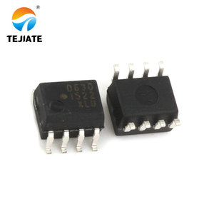 2PCS HCPL-0630-500E 630 SOP-8 high speed Optocoupler
