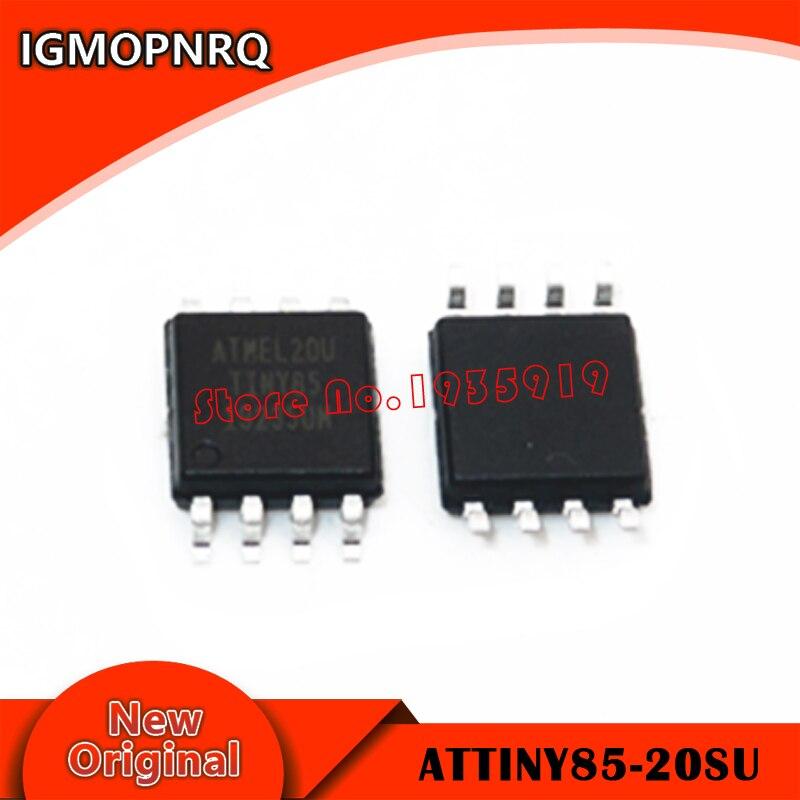 (5piece)  New ATTINY85-20SU ATTINY85 20SU ATTINY85-20 SOP-8 Original IC