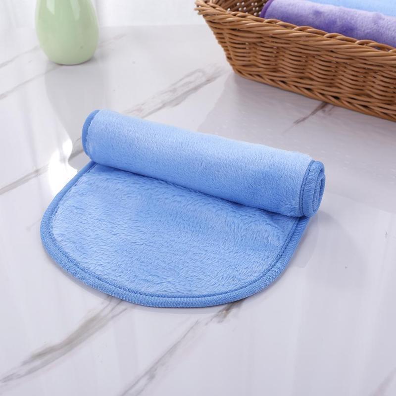 Салфетка из микрофибры для лица многоразовая для снятия макияжа очищающее полотенце для умывания лица деликатное изысканное мягкое удобное на ощупь