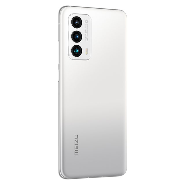 """In Stock Meizu 18 5G Smart Phone 30W Fast Charger Snapdragon 888 Android 10.0 GPS Screen Fingerprint 64.0MP 6.2"""" 120HZ AMOLED 6"""