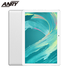 ANRY Touch Tablet 10 Inch Tablet 4G 4GB RAM 64GM Deca Core Android 8.1 4G Phone Call Wifi GPS Dual Camera MTK6797T X25 anry 10 1 inch 8 core 4g 64g android tablet pc sim dual camera 8 0mp ips mtk6797 4g wifi call phone tablet wifi gps bluetooth